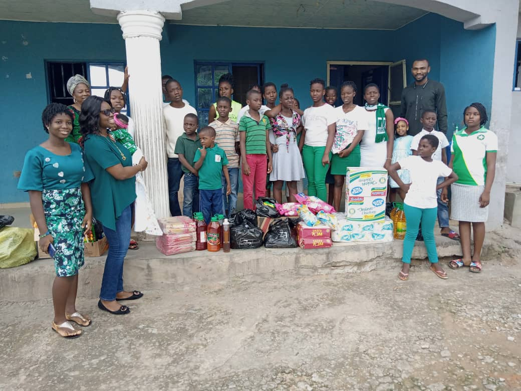 Orphanage outreach 2020_abuja